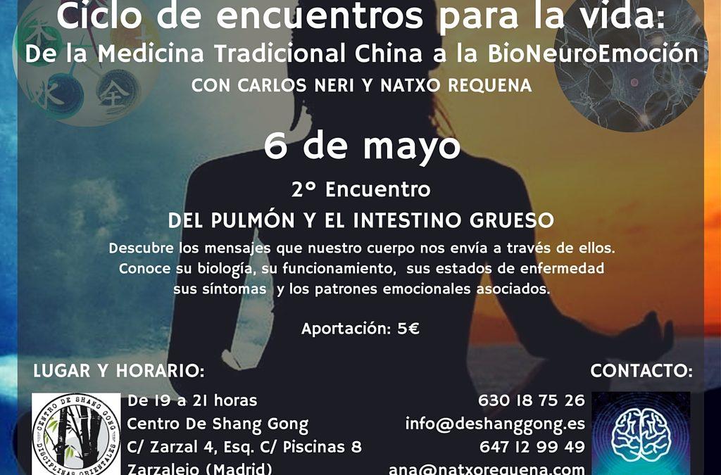 Ciclo de encuentros para la vida, II Encuentro, 6 de mayo