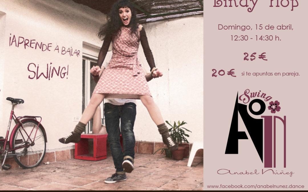 Taller de Lindy Hop con Anabel Nuñez