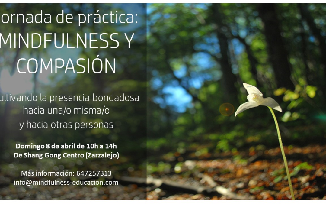 MINDFULNESS Y COMPASION (con Ana Muñoz)